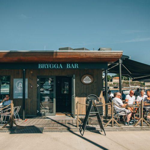 Brygga bar